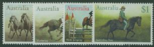 AUS SG1010-3 Horses set of 4